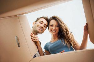 Estrenar casa para vivir con tu pareja