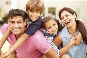 vivir en saltillo por una familia feliz