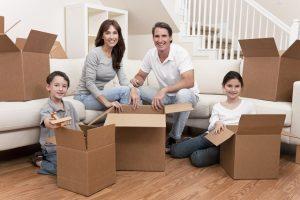 Consejos para mudarse de ciudad con toda la familia