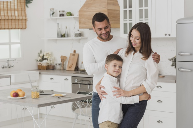 Comodidad al comprar casa