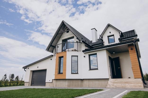 Los beneficios de las casas de dos plantas