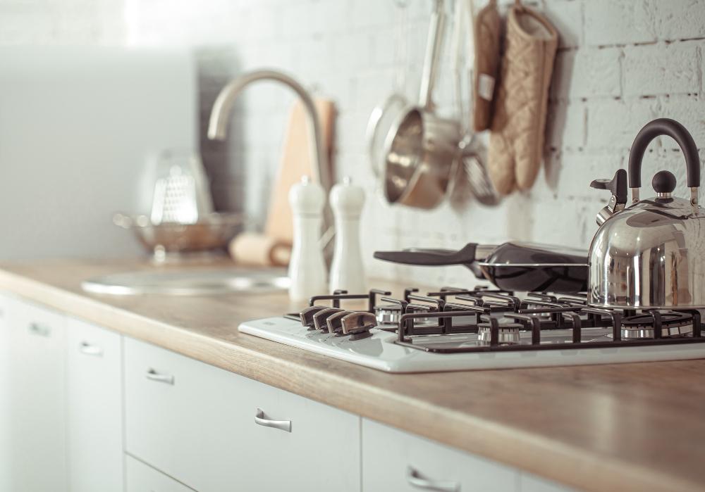 Se pueden aprovechar muy bien los espacios de las cocinas Infonavit
