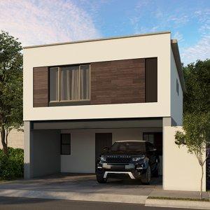 Casas en Saltillo – Modelo Aranda