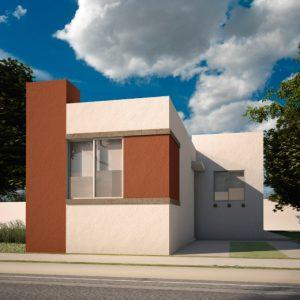 Casas en  García – Modelo Lisboa II