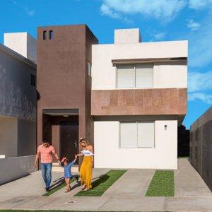 Casas en Saltillo – Modelo Milan II