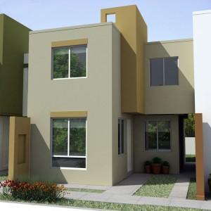Casas en  Juárez – Modelo Castilla II
