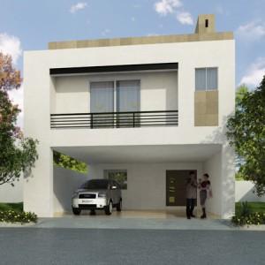 Casas en  Escobedo – Modelo Navarra VI
