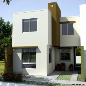 Casas en  Apodaca – Modelo Castilla II