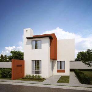 Casas en  Juárez – Modelo Coruña VII