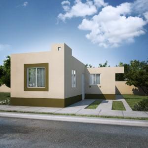 Casas en  Escobedo – Modelo Cartagena
