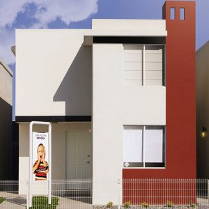 Casas en  Apodaca – Modelo Provenza