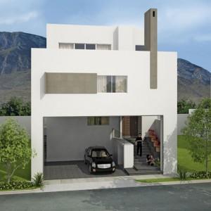 Casas en  Valle Poniente – Modelo Cenit