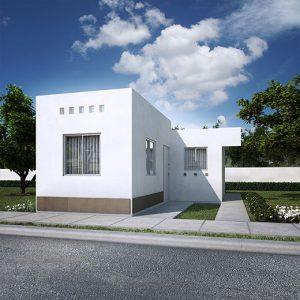 Casas en  Escobedo – Modelo Alcalá