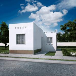 Casas en escobedo lisboa en buena vista for Pisos en buenavista toledo