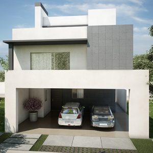 Casas en  Cumbres,  Monterrey – Modelo Magenta IV