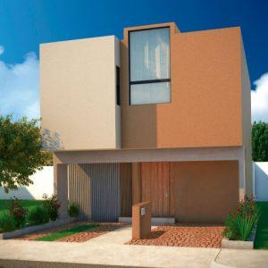 Casas en Zibatá,  Querétaro – Modelo Eka