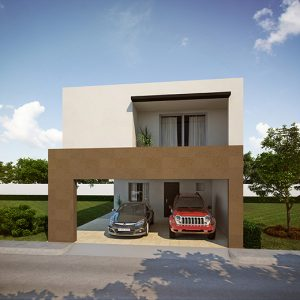 Casas en  Escobedo – Modelo Ibiza V