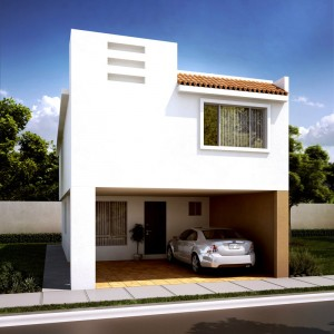 Casas en  Cumbres – Modelo Ibiza IV