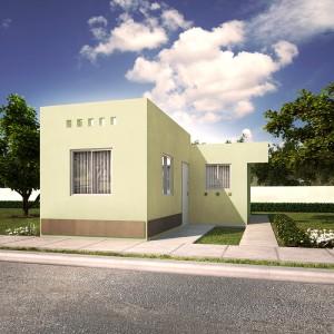 Casas en Reynosa – Modelo Lisboa I