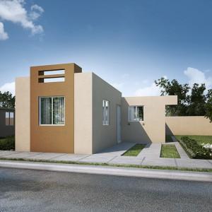 Casas en  García – Modelo Cartagena 3