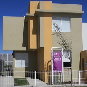 Casas en  Juárez – Modelo Castilla III