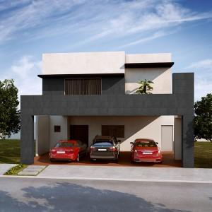 Casas en  Valle Poniente – Modelo Onix