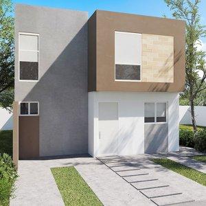 Casas en Reynosa – Modelo Leira
