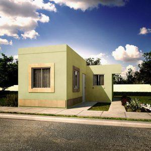 Casas en Ramos Arizpe – Modelo Lisboa III