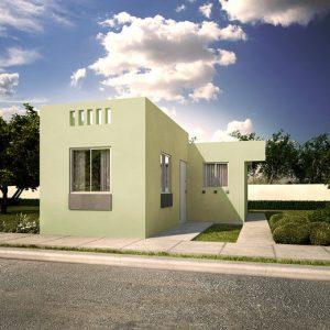 Casas en Saltillo – Modelo Lisboa I