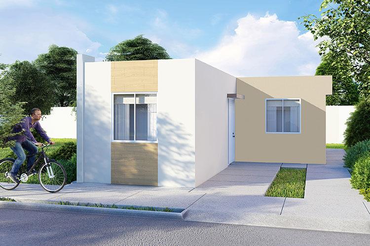 Casa em venta en Pesquería modelo Lisboa 3 en Villas Regina.