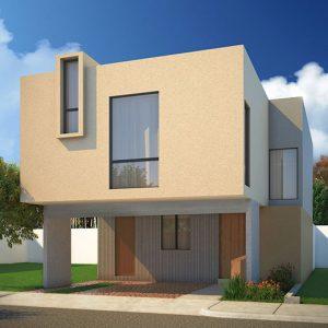 Casas en  Querétaro – Modelo Daya