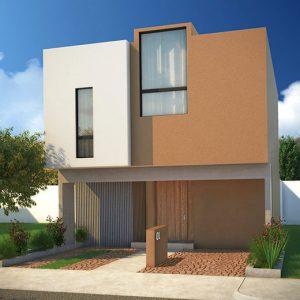 Casas en  Querétaro – Modelo Jiva