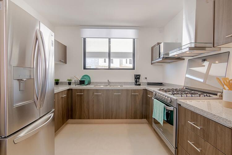 Cocina de casa en Zibatá modelo Daya en Antalia Residencial