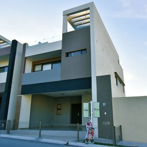 Casas en  Cumbres,  Monterrey – Modelo Vivana