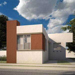 Casas en  García – Modelo Alcalá