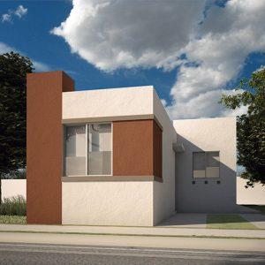 Casas en  Juárez – Modelo Alcalá