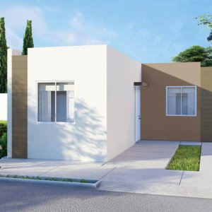 Casas en  Pesquería – Modelo Alcalá VII