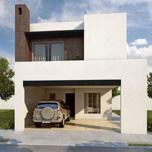 Casas en  Cumbres – Modelo Ibiza I