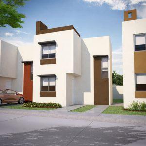 Casas en  Apodaca – Modelo Marsella VII
