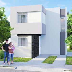 Casas en  García – Modelo Marsella VII
