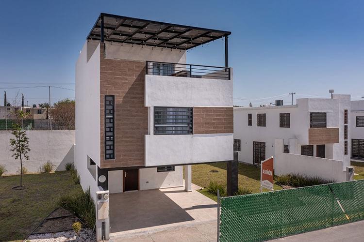 Casa en venta en Guadalupe modelo Aviñón.