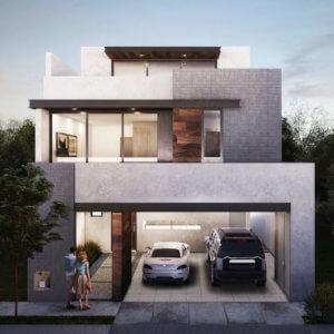 Casas en  Cumbres – Modelo Inland
