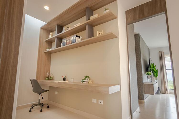 Estancia de casa en Ankara Residencial modelo Nava Descendente