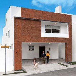 Casas en  Cumbres,  Monterrey – Modelo Magenta Ascendente