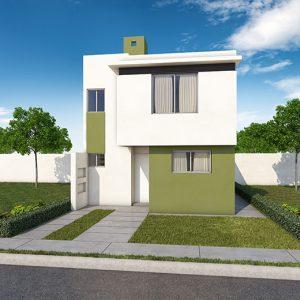 Casas en  García – Modelo Castilla VII