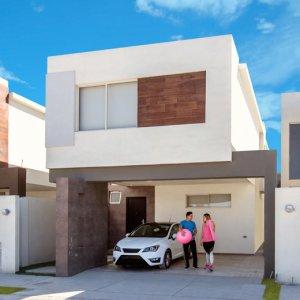 Casas en Saltillo – Modelo Bari