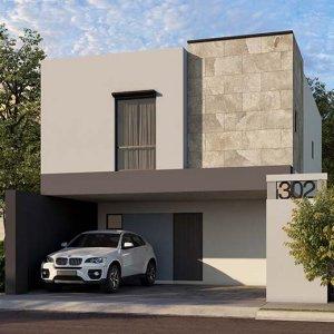 Casas en Saltillo – Modelo Corella