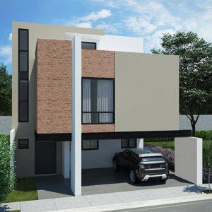 Casas en Saltillo – Modelo Duna