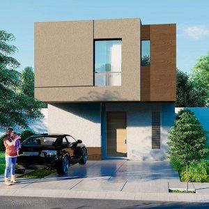 Casas en Zákia,  Querétaro – Modelo Galia