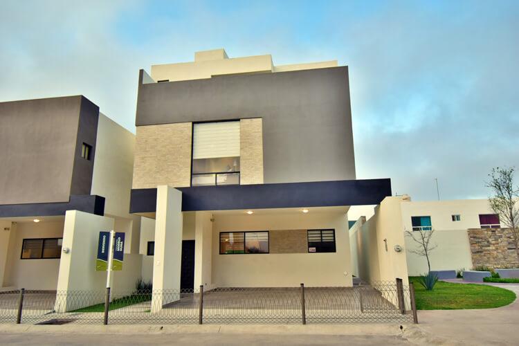 Casa en venta en Saltillo modelo Duna en Alyssa Residencial.